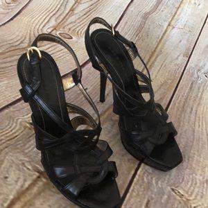 Barbara Bui size 37 black heels